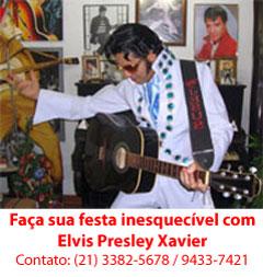 Elvis Presley Xavier